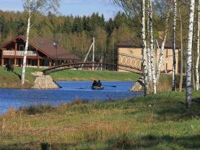 Посёлок Медвежье озеро